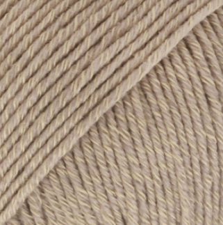 DROPS Cotton Merino beige 3