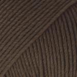 DROPS Cotton Merino brun 12