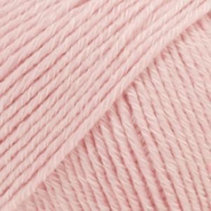 DROPS Cotton Merino puder rosa 5