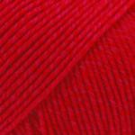 DROPS Cotton Merino röd 6