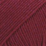DROPS Cotton Merino vinröd 17