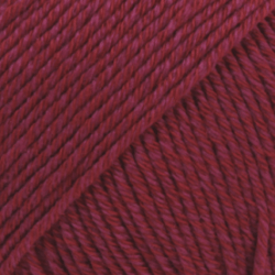 DROPS Cotton Merino vinröd 17