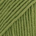 DROPS Merino Extra Fine olivgrön 18