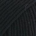 DROPS Merino Extra Fine svart 2