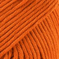 DROPS Muskat mörk orange 49