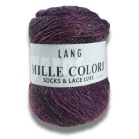 Mille Colori Socks & Lace Luxe