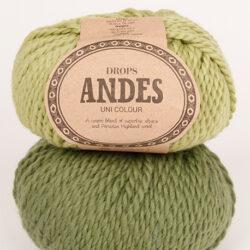 DROPS Andes enfärgad